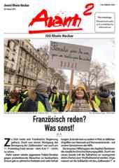 Avanti² Rhein-Neckar Februar 2019