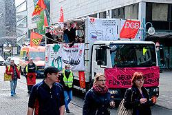 Impressionen vom Ersten-Mai-2016 in Mannheim, Foto: helmut-roos@web.de