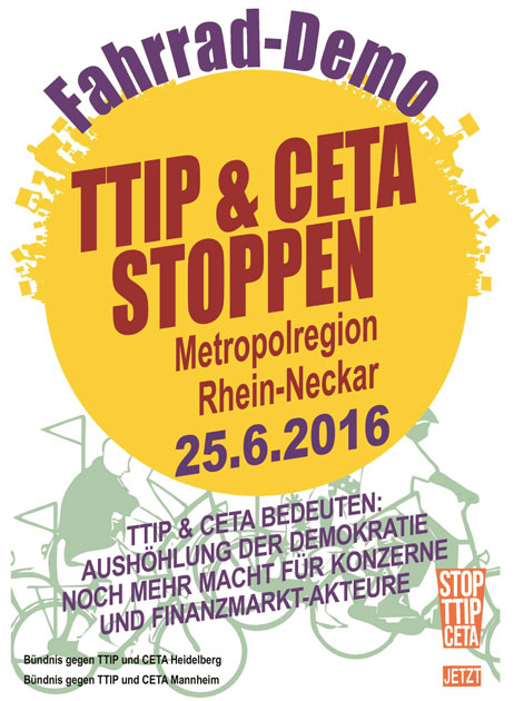 Flugblatt Fahrrad-Demo gegen TTIP und CETA Seite-1