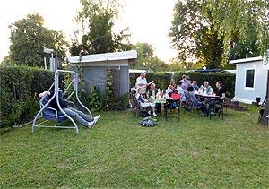 Das traditionelle Sommerfest des RSB Rhein-Neckar findet am 06. August wieder am Altrhein statt - weitgehend ohne Schnaken! Foto: Avanti²