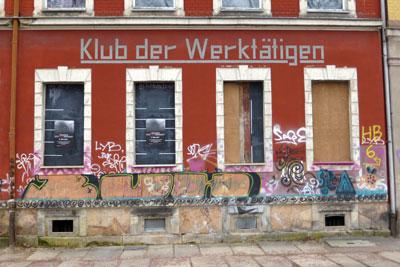 Leider immer noch geschlossen, Chemnitz im Februar 2017. Foto: Avanti²