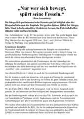 Flugblatt der ISO Rhein-Neckar zur Demo am 23.09.2017 in Mannheim.
