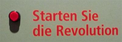 Wenn es so einfach wäre - Detail einer Schautafel in der Rastatter Ausstellung. Foto: Avanti².