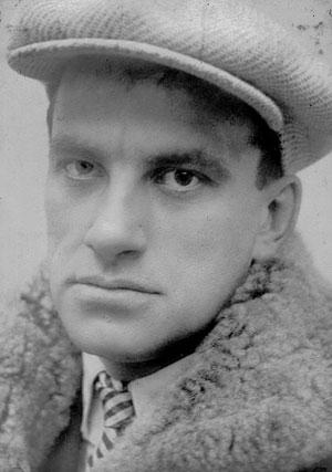 Majakowski im Jahr 1920. Foto:Gemeinfrei.