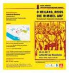thumbnail of Flyer O Heiland reiss die Himmel auf