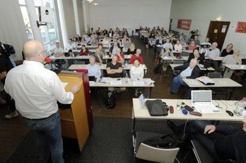 "Konferenz ""Betriebsräte im Visier"" (Foto:helmut-roos@web.de)"