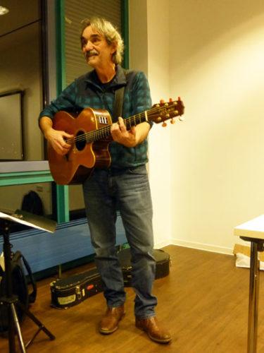 Bernd Köhler am 16.01.2018 im Mannheimer Gewerkschaftshaus