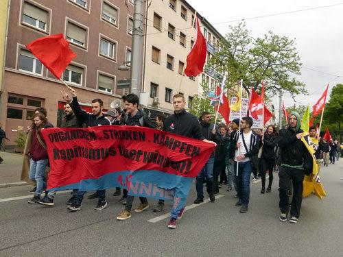 Antikapitalistisches Bündnis. (Foto: Avanti²)