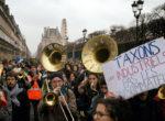 Proteste der Gelbwesten in Paris (Foto: Copyright Martin Noda)