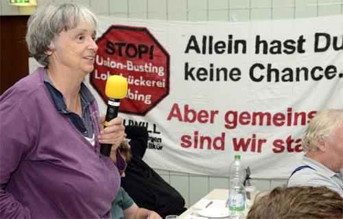 """5. Konferenz """"Betriebsräte im Visier"""" in Mannheim, 13. Oktober 2018 (Foto: helmut-roos@web.de)"""