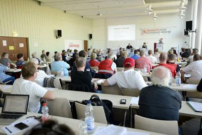 """Konferenz """"BR im Visier"""" in Mannheim, 13. Oktober 2018 (Foto: helmut-roos@web.de)"""