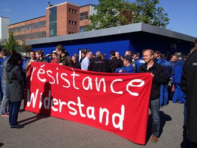 résistance - Widerstand (Foto:helmutroos@web.de)