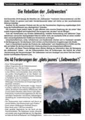 Theoriebeilage zur Avanti² Rhein-Neckar März 2019