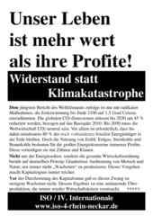 """ISO-RN-Flugblatt 2019-03-15 """"Friday for Future"""""""