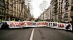 Verbot von Granaten und Gummigeschossen – Marsch der Verletzten in Paris, 2. Februar 2019 (Foto: Copyright Photothèque Rouge Martin Noda.)