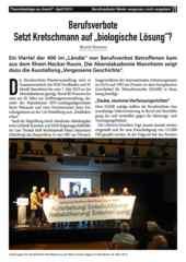 Theoriebeilage zur Avanti² Rhein-Neckar April 2019