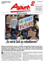 Avanti² Rhein-Neckar April 2019