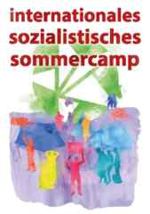 Flyer Sommercamp 4. Internationale in Spanien