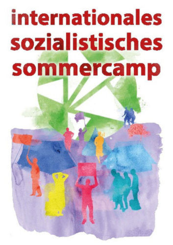 IV. Internationale, Sommercamp_Flyer_2019