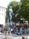"""""""Meltem"""" beim Kulturfest am Schillerdenkmal in Mannheim, 12. Mai 2019 (Foto: Avanti²)"""