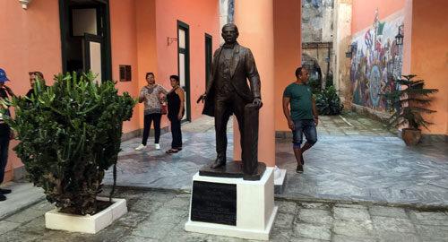 Der Tagungsort, das Museo de Beníto Juárez in Havanna (Foto: permanent-revolution.org)