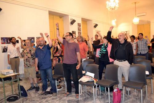 Abschluss der Konferenz in Havanna (Foto: Privat)