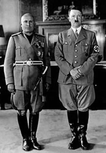 Vorbilder Salvinis? (Foto: Gemeinfrei)