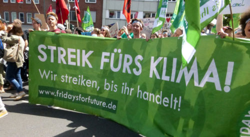 Internationale Klimastreikdemo in Aachen, 21. Juni 2019 (Foto: Avanti²)