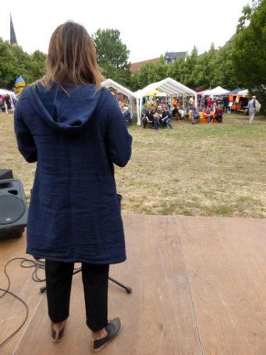 Eröffnung des Fests der Solidarität in der Neckarstadt, 07. Juli 2019 (Foto: Avanti²)