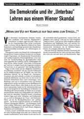 Theoriebeilage zur Avanti² Rhein-Neckar Oktober 2019