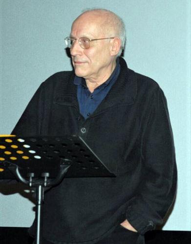 Helmut Dahmer in Mannheim, 07. November 2017 (Foto: Kamillus Wolf)