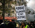 """Akt 53"" in Paris, 16. November 2019 (Foto: Photothèque Rouge - Martin Noda - Hans Lucas)"
