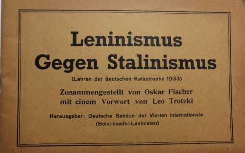 Broschüre von 1933 - Neuauflage von 1947 (Foto: Privatarchiv)