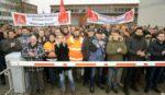 Aktionstag bei Bombardier, 05. März 2020 (Foto: helmut-roos@web.de)