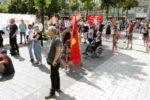 #unteilbar Kundgebung MA-Paradeplatz, 13.06.2020 (Foto: helmut-roos@web.de)