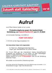 thumbnail of Kaufhof Mannheim verdi Aufruf 19.06.2020