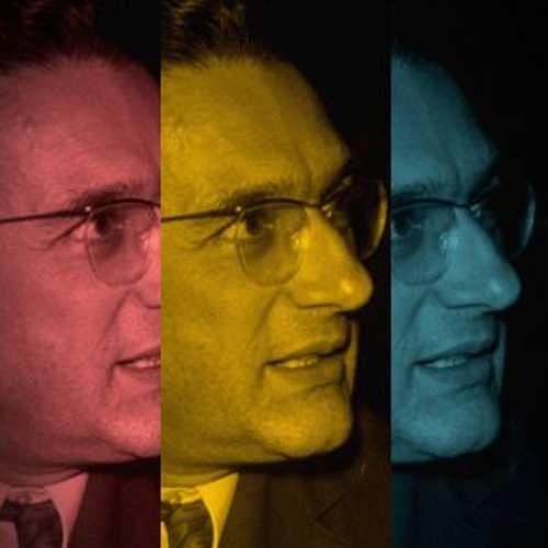 Collage aus Fotos von Ernest Mandel (Montage von www.workerscontrol.net)