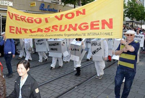 DGB-Demo am 1. Mai 2019 in Mannheim (Foto: helmut-roos@web.de)
