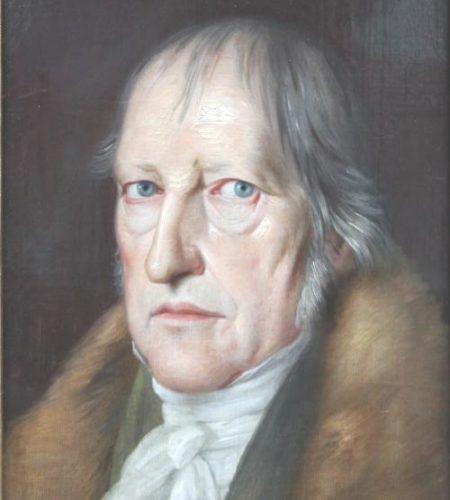 Philosoph Georg Friedrich Wilhelm Hegel (Gemälde J. Schlesinger, 1831; Bild: Gemeinfrei)