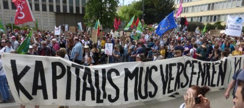 FFF-Demo in Aachen, 21. Juni 2019 (Foto: Avanti²)