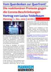 thumbnail of Vom Querdenken zur Querfront (2)