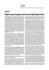 thumbnail of Corona-Erklärung des ISO-Sekretariats v. 06.12.2020