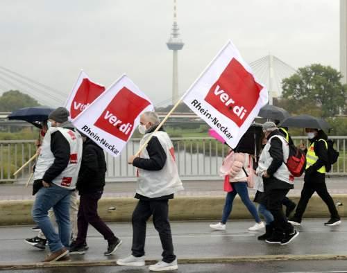 ÖD-Warnstreik in Mannheim, 16. Oktober 2020 (Foto: helmut-roos@web.de)