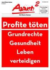 Avanti² Rhein-Neckar Ausgabe Mai 2021