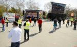 Warnstreikkundgebung der IG Metall Mannheim, 29. März 2021 (Foto: helmut-roos@web.de)
