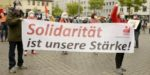 DGB-Kundgebung am 1. Mai 2021 in Mannheim (Foto:helmut-roos@web.de)