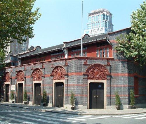 Schauplatz des Gründungskongresses der KP Chinas in Shanghai (Foto:Gemeinfrei)